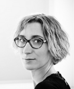 Pauline Bartissol N&B